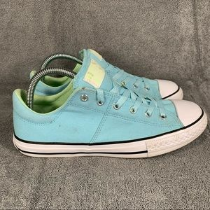 Converse All Star Madison Oxford Light Blue Shoes